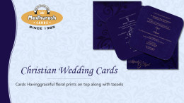 Christian Invitations Cards